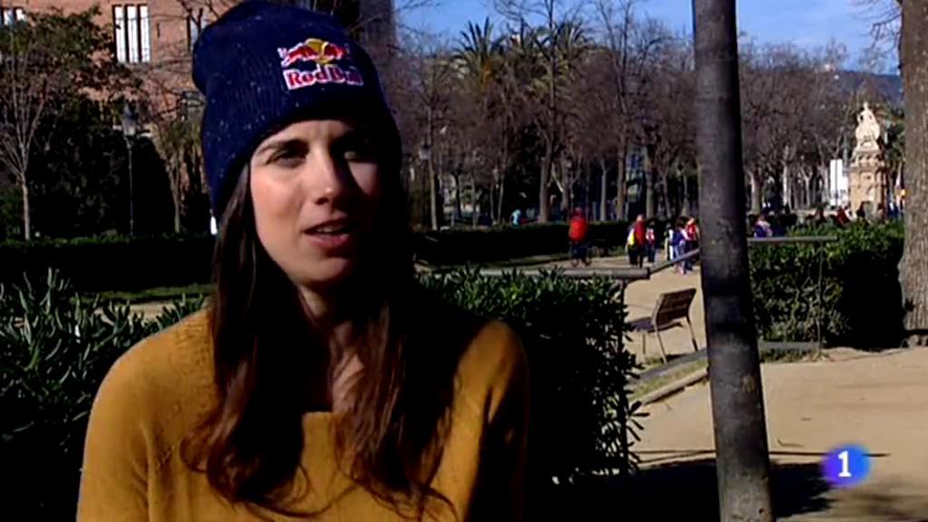 """Queralt Castellet: """"Una medalla en Pyeongchang significaría mucho"""""""