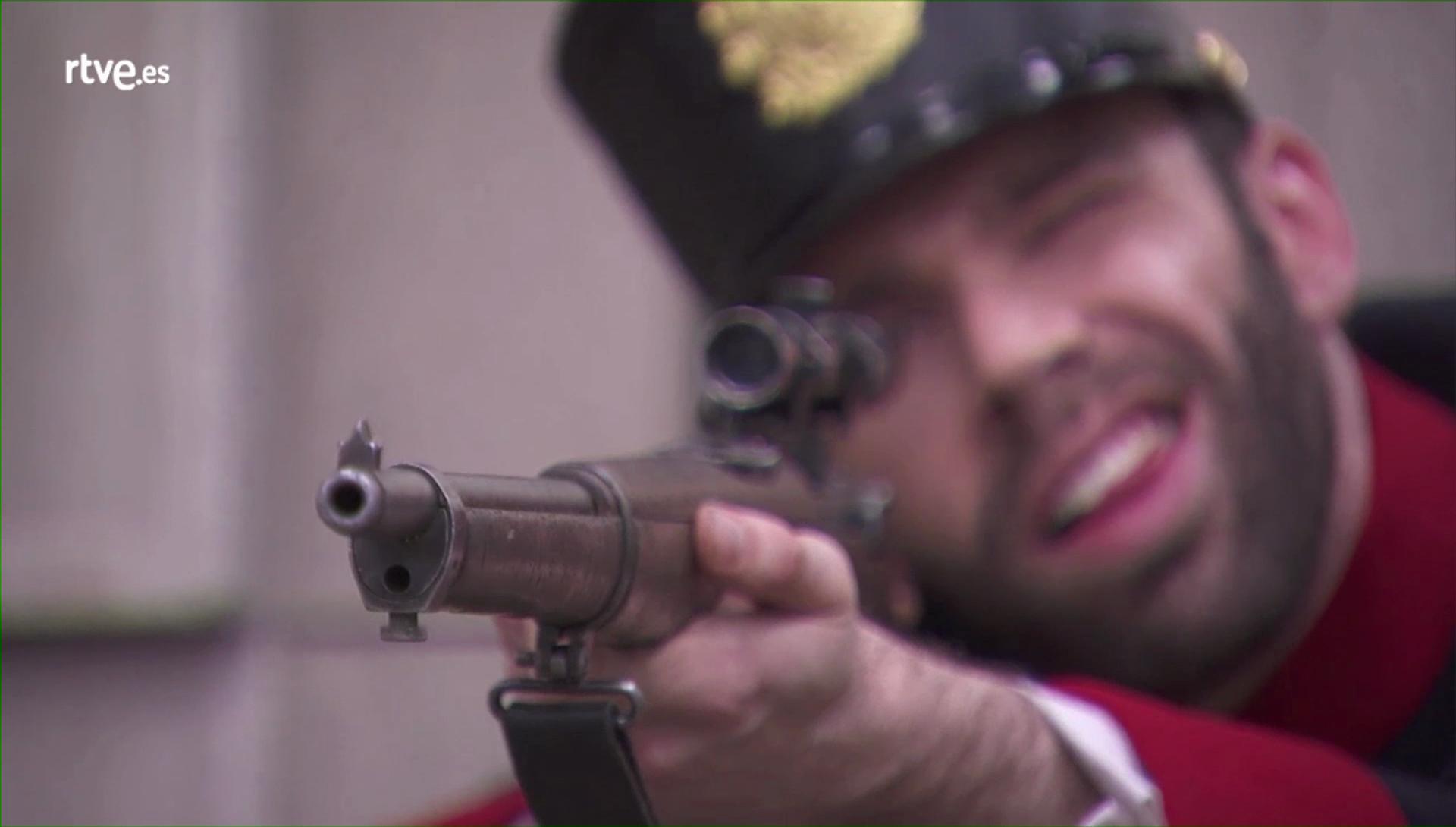 Acacias 38 - ¿Quién habrá recibido el disparo?