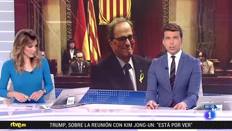 Quim Torra toma este jueves posesión como president de la Generalitat de Cataluña