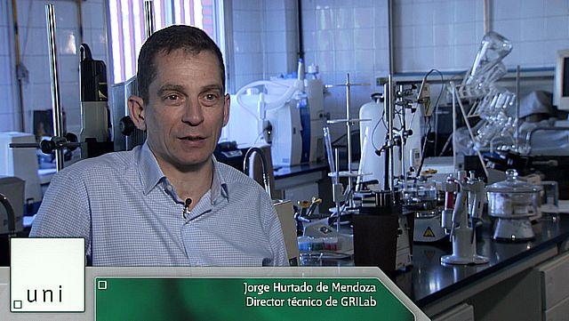 UNED - Química en primera persona. Jorge Hurtado de Mendoza - 19/10/18