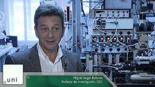 UNED - Química en primera persona. Miguel Ángel Bañares - 21/09/18