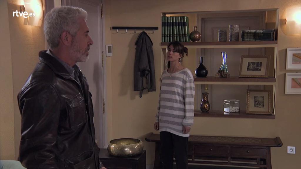 Servir y proteger - Quintero intenta un nuevo acercamiento con Alicia