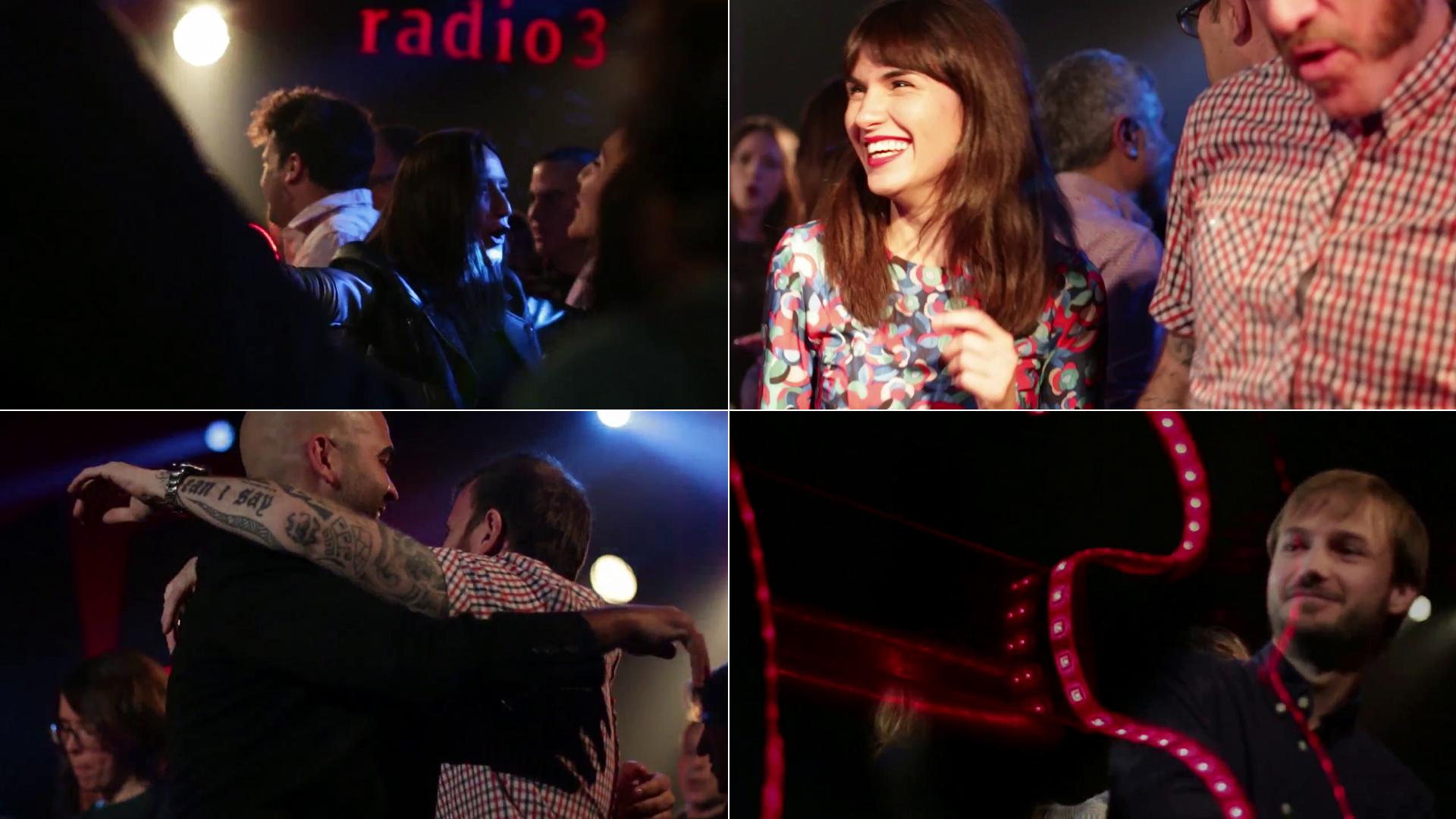 Radio 3 te desea un feliz 2018