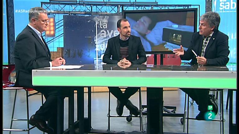 La Aventura del Saber. TVE. Entrevista a Martín Pena y Miguel Ángel Ortiz. Radios universitarias