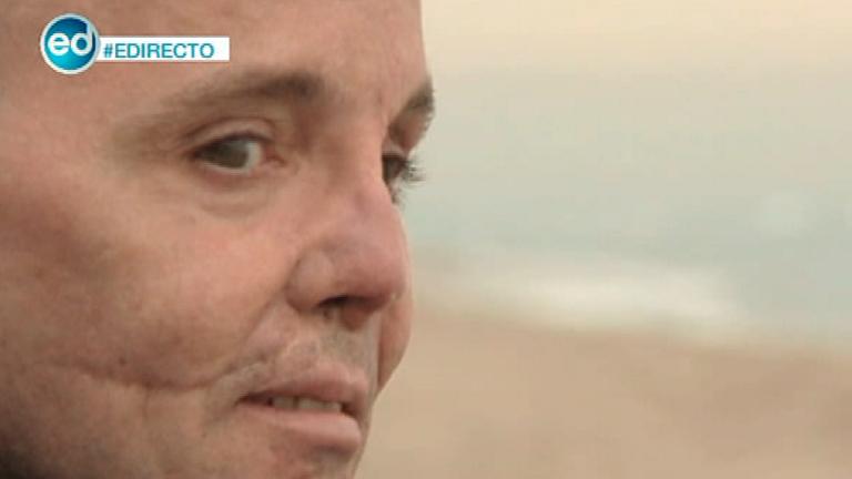 España Directo- Rafa, un bombero luchador para el que no existen las barreras