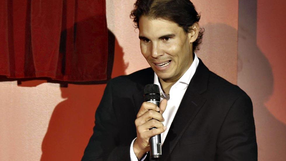 Rafa Nadal abrirá en Mallorca en 2016 su escuela internacional de tenis