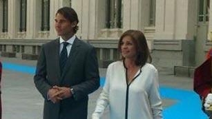 Rafa Nadal, nombrado Hijo Adoptivo de Madrid