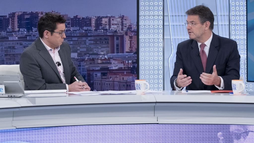 Los desayunos de TVE - Rafael Catalá, ministro de Justicia