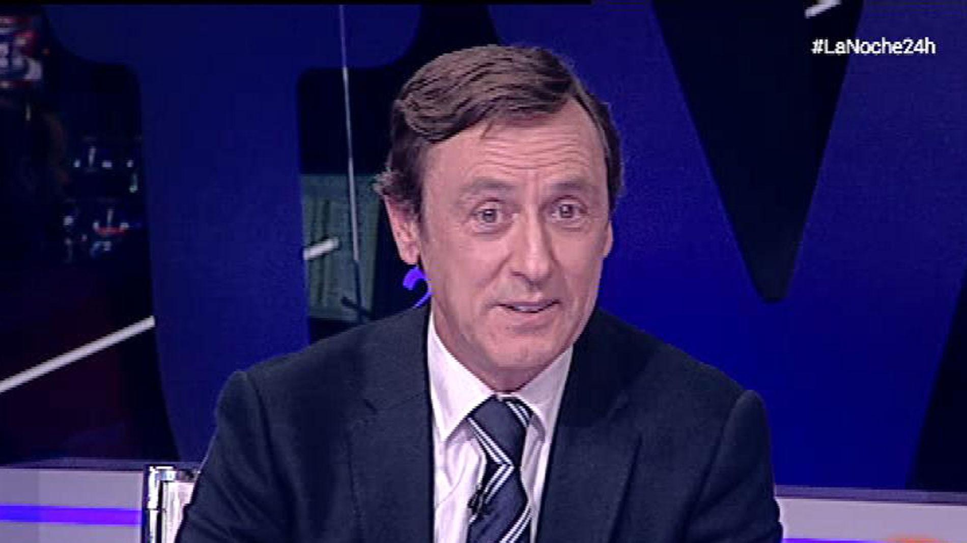 """Rafael Hernando: """"Lo único claro de Sánchez es que se quiere aferrar al sillón como sea"""""""