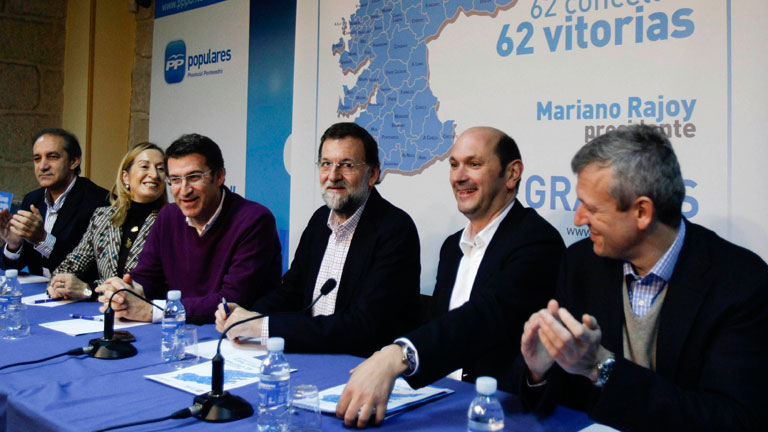 Rajoy rompe su silencio y asegura que lo que viene va a ser difícil para España