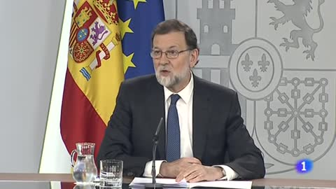 "Rajoy acusa a Sánchez de querer gobernar ""a cualquier precio"""