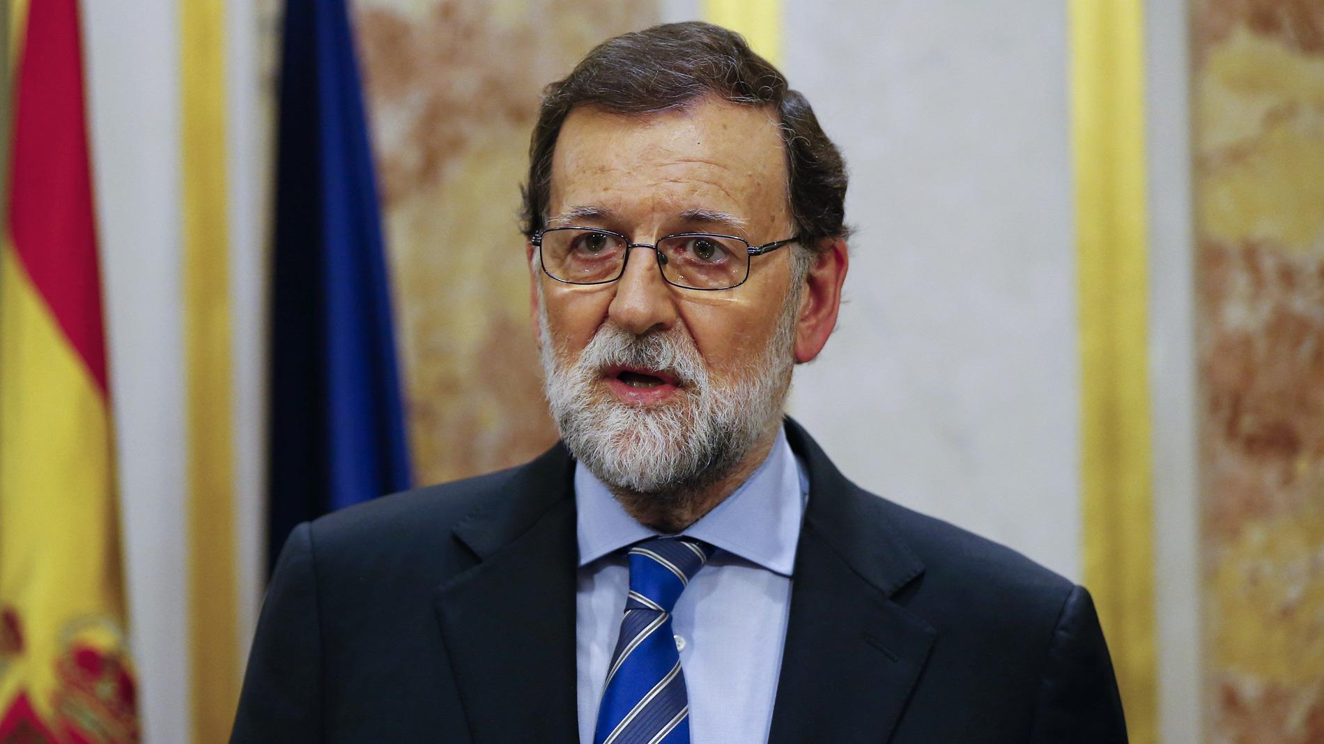 Rajoy asegura que no le consta que se vaya a formar un Govern en Cataluña