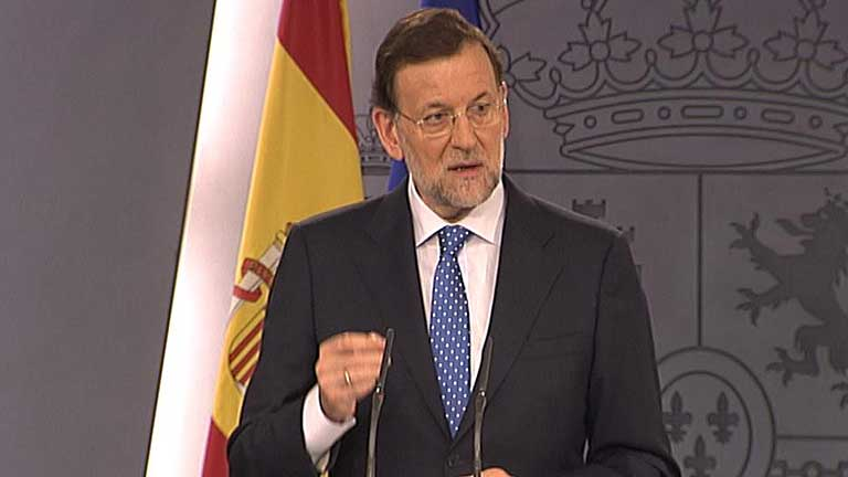 Rajoy aún no ha tomado una decisión sobre la petición de rescate