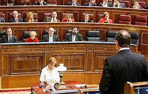 """Rajoy: """"Cese a su equipo económico"""""""