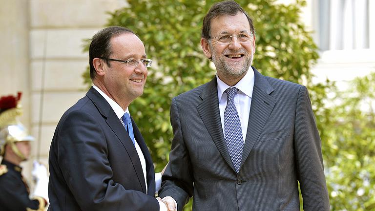 Rajoy, convencido de que llegará a un acuerdo con Rubalcaba para renovar el Constitucional