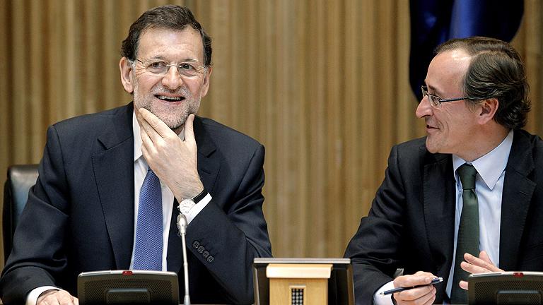 """Rajoy: """"Hemos tomado el camino de las grandes naciones en las grandes encrucijadas"""""""