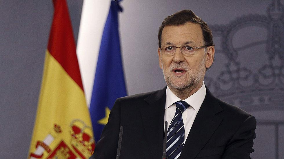 """Rajoy descarta la celebración de un """"referéndum definitivo"""" porque sigue siendo ilegal"""