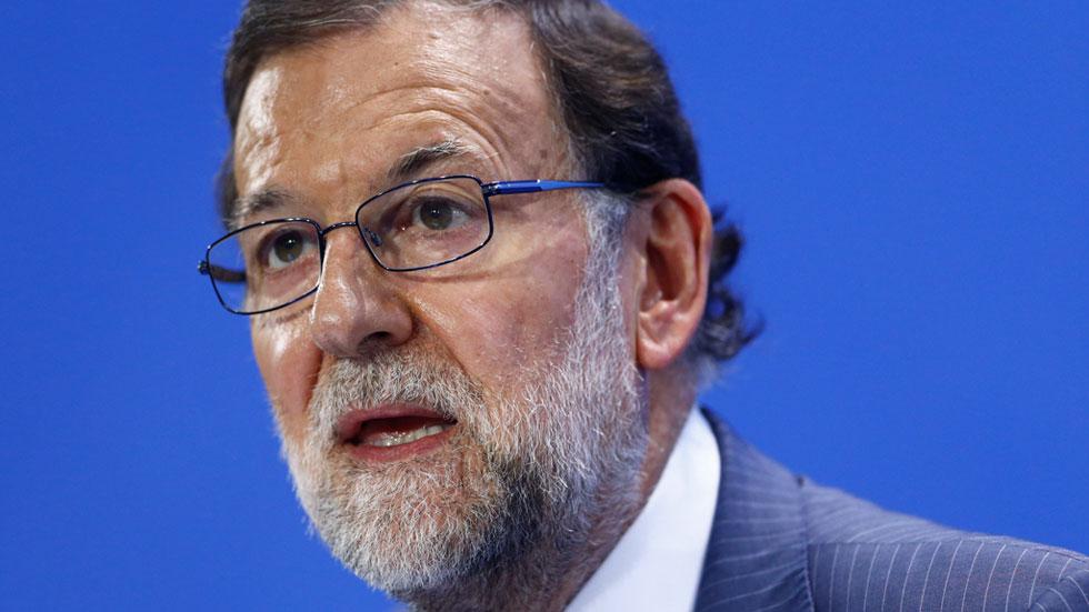"""Rajoy: """"España está creciendo por encima del 3% los últimos tres años"""""""