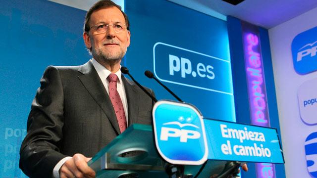 """Rajoy: """"España es hoy más libre porque el anuncio de ETA se ha hecho sin concesiones políticas"""""""
