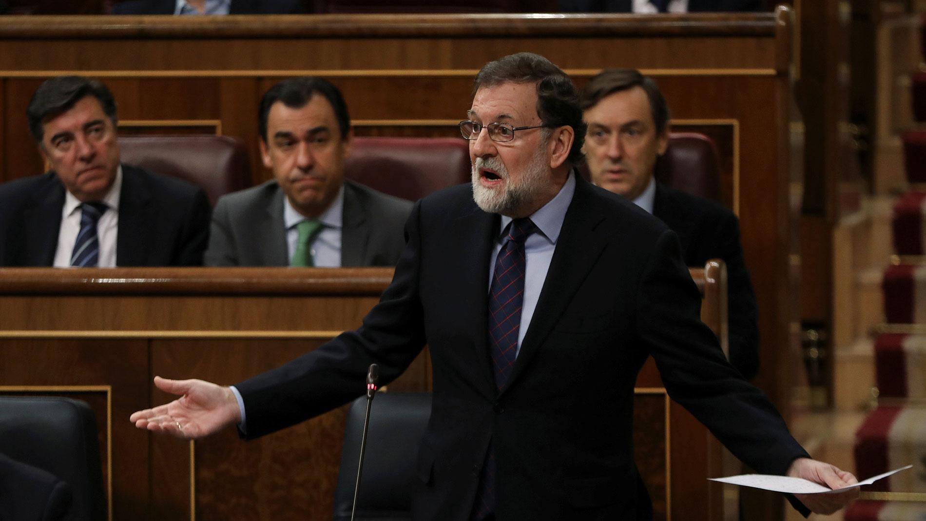 """Rajoy espera tener un diálogo """"normal y civilizado"""" cuando """"las cosas se normalicen"""" en Cataluña"""