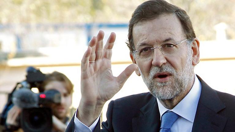 Mariano Rajoy se reúne con Barroso, Sarkozy y Merkel