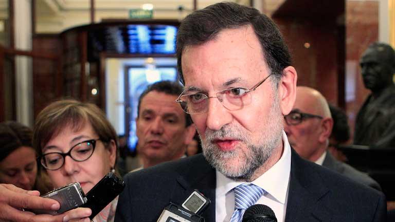 Rajoy insta a la Unión Europea por la defensa del euro y la solvencia de las deudas soberanas