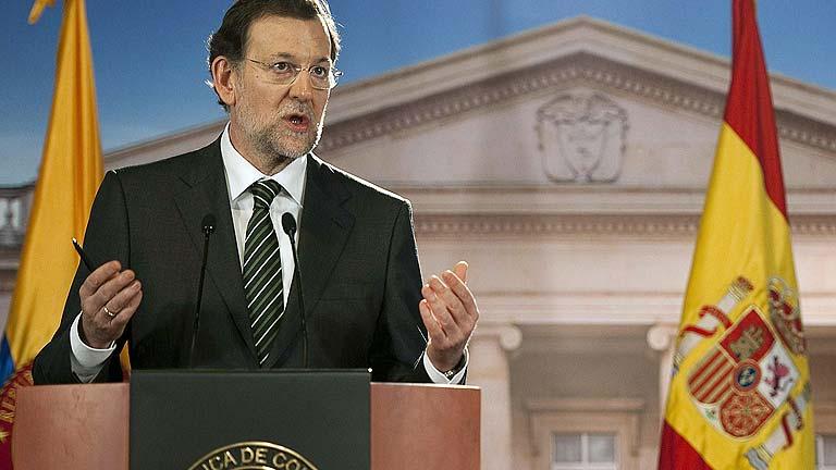 Rajoy no descarta reformar el estatuto de RTVE para cambiar la dirección