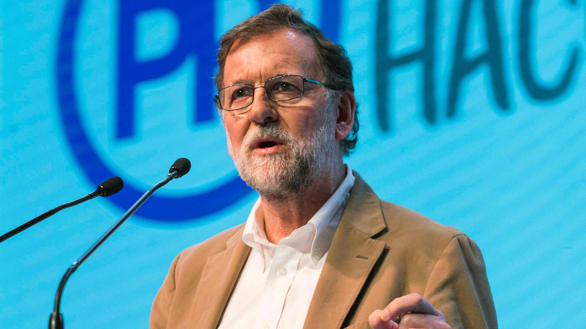 """Rajoy: """"Para garantizar las pensiones debemos seguir creando empleo"""""""