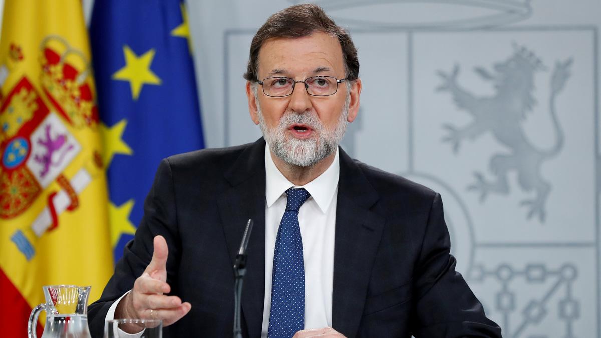 """Rajoy: """"Pedro Sánchez quiere gobernar a cualquier precio"""""""