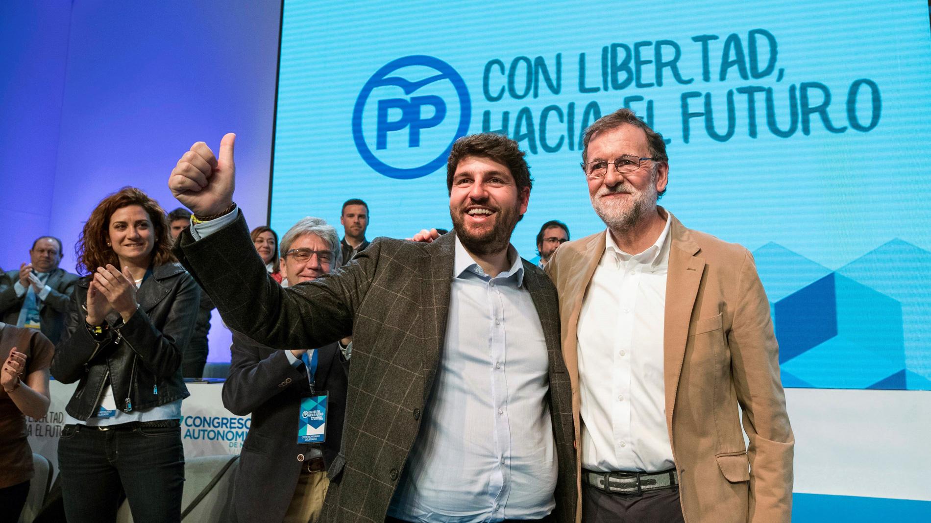 """Rajoy: """"Lo que pide una gran mayoría de españoles es proteger a la sociedad"""""""