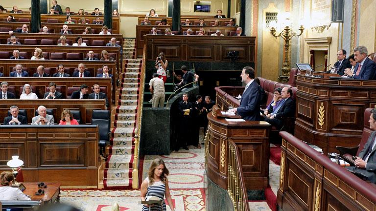 Rajoy quita una paga extraordinaria a los empleados públicos