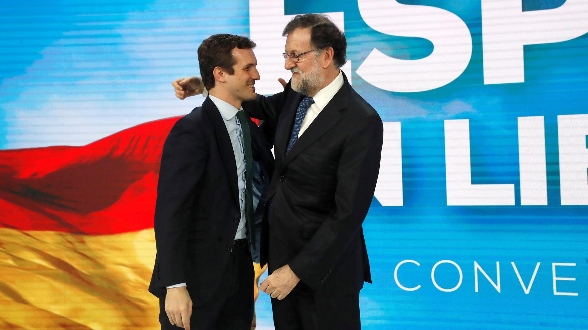 """Rajoy reaparece para reivindicar el PP contra """"doctrinarios y sectarios"""""""