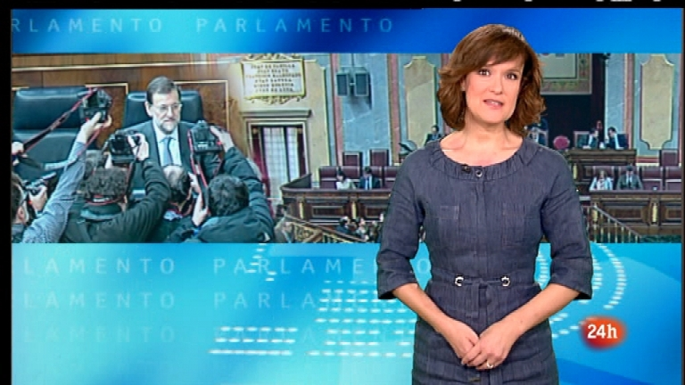 Parlamento - Rajoy-Rubalcaba: Primer duelo - 11/02/12