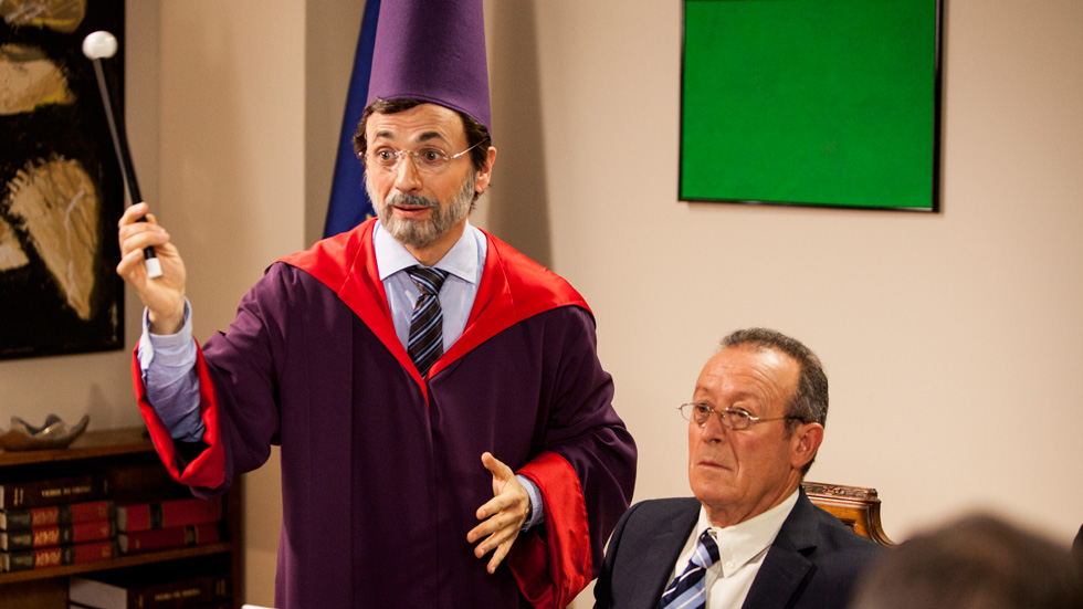 Un país de cuento - Rajoy 'sacalabola'