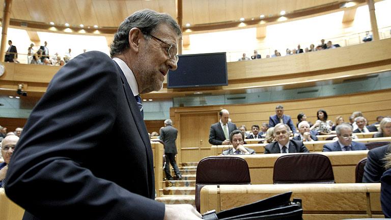 """Rajoy sobre el 'caso Bárcenas': """"Me equivoqué"""""""