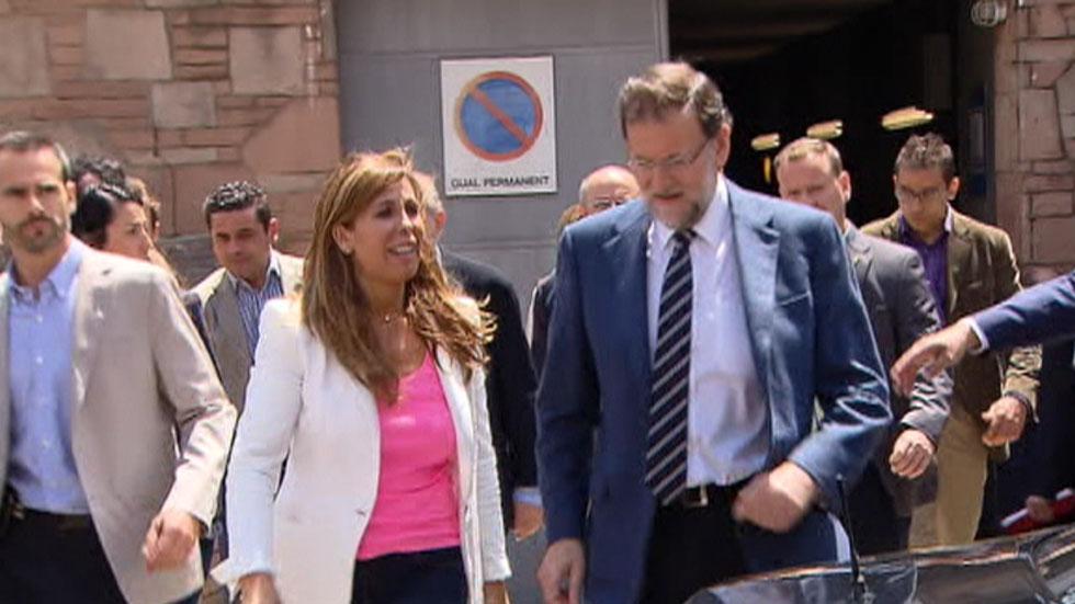Rajoy viaja a Cataluña 20 días después del 9N
