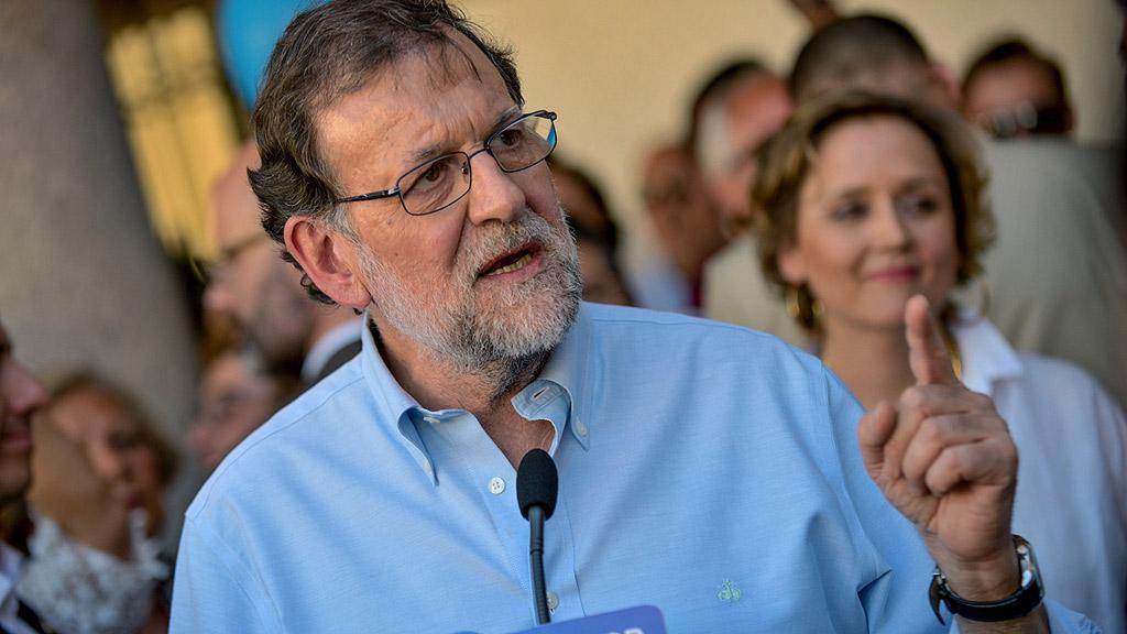 """Rajoy: """"El voto a Ciudadanos no es un voto útil para frenar a los extremistas"""""""