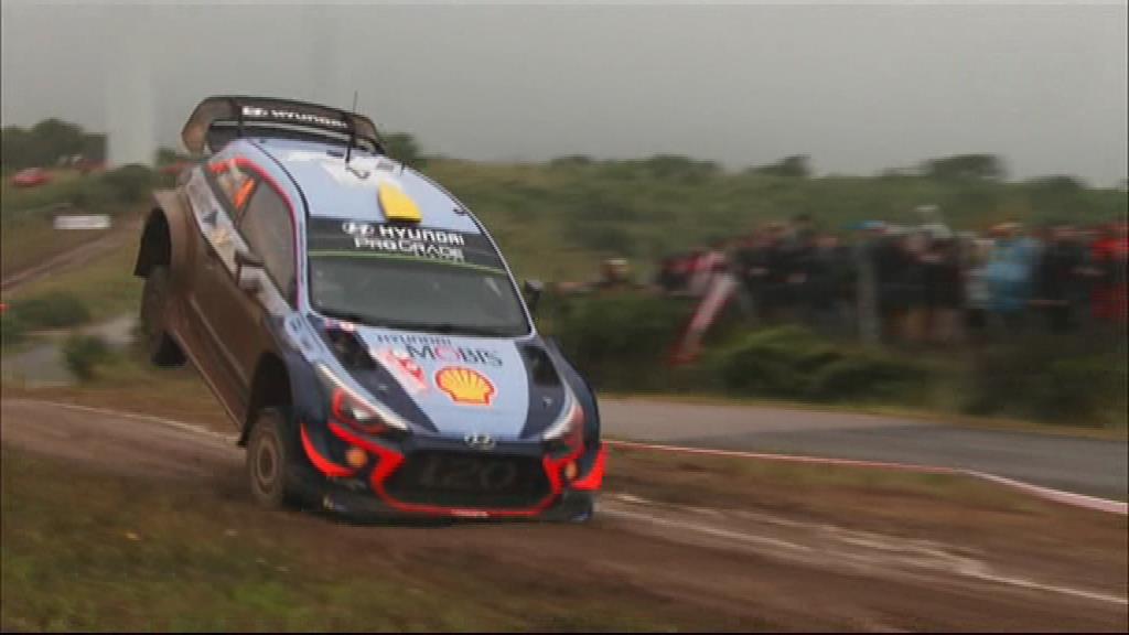 WRC - Campeonato del Mundo. Rally de Cerdeña. Resumen