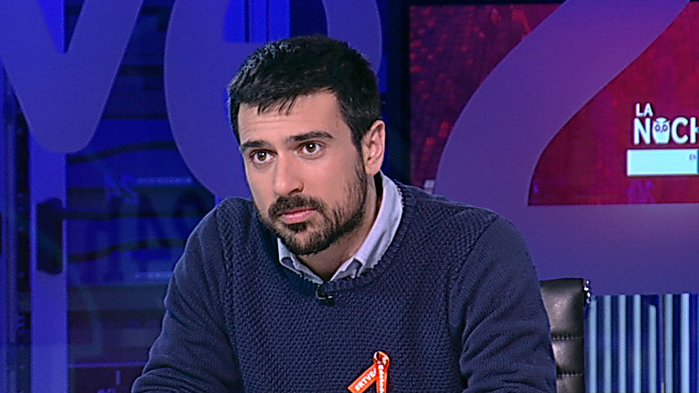"""Ramón Espinar (Podemos): """"No se le puede decir a la ciudadanía que ha votado mal y que vuelva a votar"""""""
