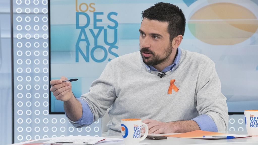Los desayunos de TVE - Ramón Espinar, secretario general de Podemos Madrid