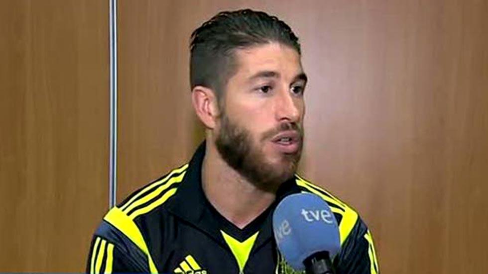 Ramos matiza en TVE sus palabras sobre la falta de compromiso
