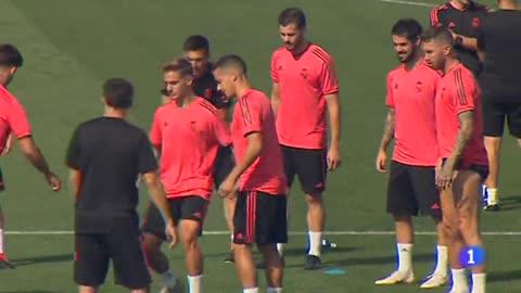 """Ramos, sobre Griezmann: """"La ignorancia es muy atrevida"""""""