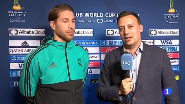 """Ramos: """"Una tarjeta en el Mundialito no debería afectar en la Liga"""""""
