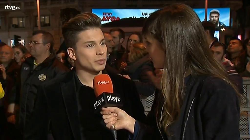 """Eurovisión 2018 - Raoul: """"Me haría tanta ilusión que Agoney fuese a Eurovisión"""""""