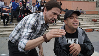 Especial Nochevieja José Mota - El rap de Pablo Iglesias y el Langui