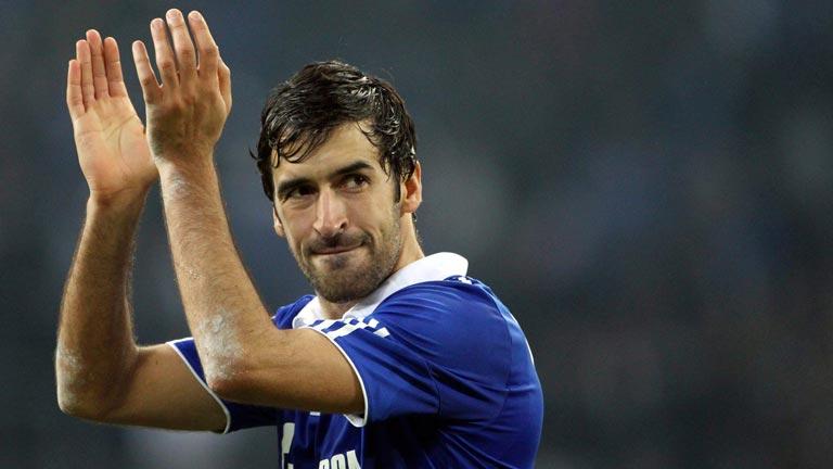 Raúl encabeza el fútbol europeo contra el hambre