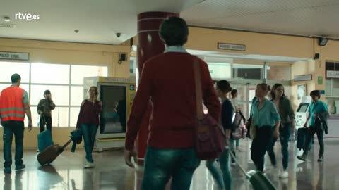 Sabuesos - Raúl huye a Barcelona