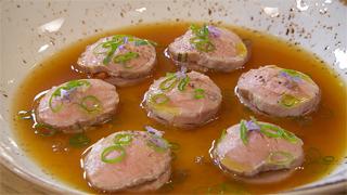 Torres en la cocina - Raviolis de solomillo