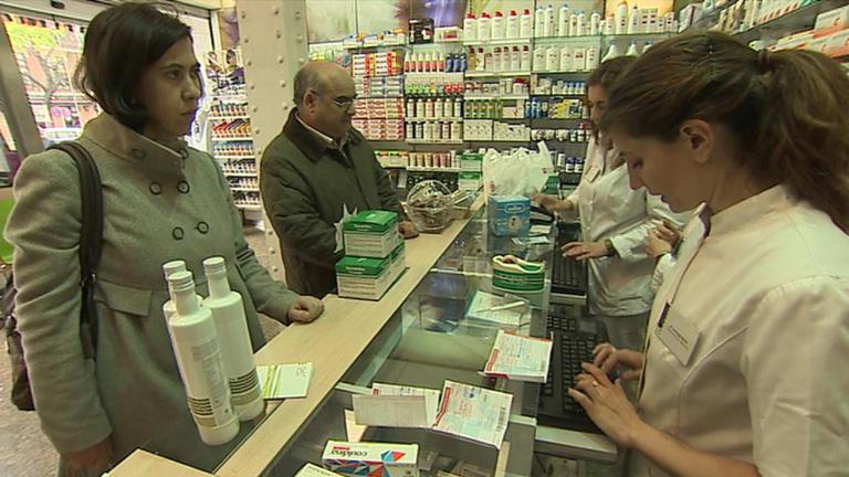 Las asociaciones de pensionistas critican el copago farmacéutico