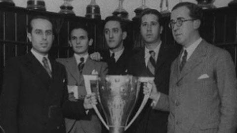 Históricos del balompié - Real Betis Balompié
